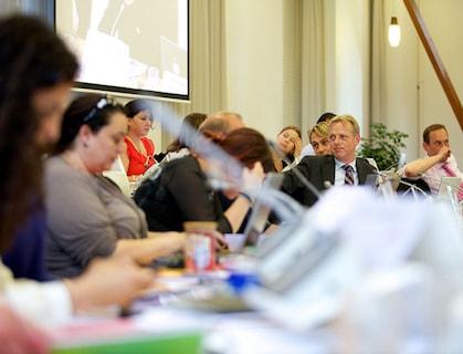 Startconferentie nieuwe gemeenteraad