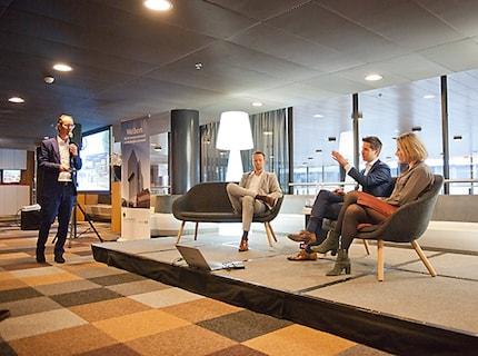 Publiek gesprek TU Delft